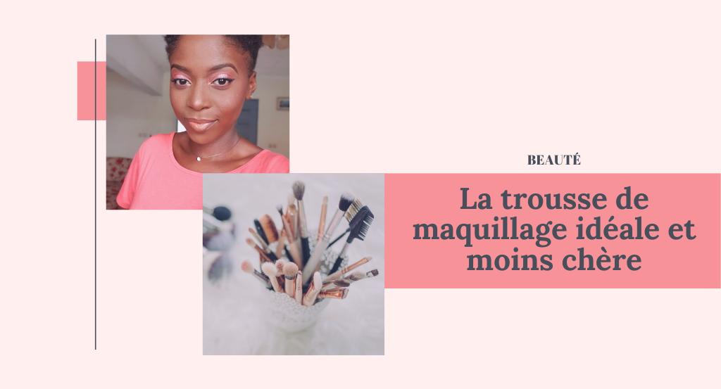 Trousse de maquille moins chère à Libreville
