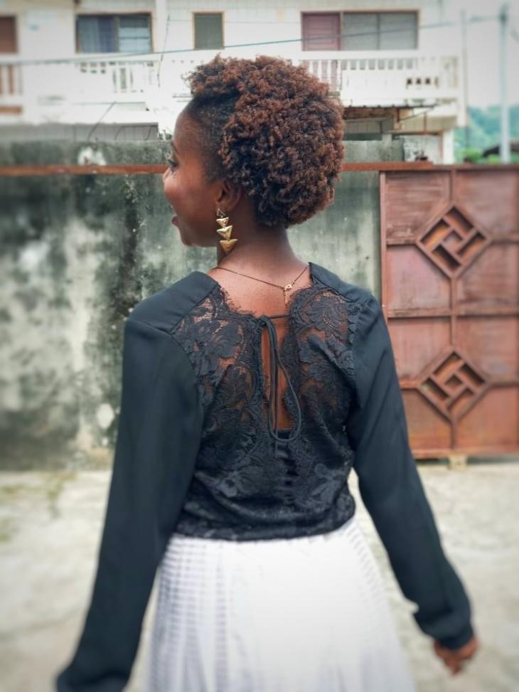 cheveux crépus blog gabon